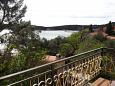 Martinšćica, Balcony u smještaju tipa apartment, s pogledom na more i WIFI.