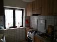 Martinšćica, Kitchen u smještaju tipa apartment, WIFI.