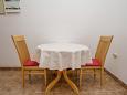 Dining room - Studio flat AS-11283-a - Apartments Mastrinka (Čiovo) - 11283