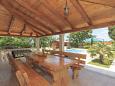 Terrace - House K-11295 - Vacation Rentals Orihi (Središnja Istra) - 11295