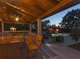 Terrace - view - House K-11295 - Vacation Rentals Orihi (Središnja Istra) - 11295