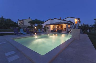 Property Orihi (Središnja Istra) - Accommodation 11295 - Vacation Rentals with pebble beach.