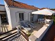 Terrace 2 - Apartment A-11300-a - Apartments Splitska (Brač) - 11300