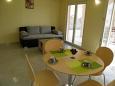 Jezera, Dining room u smještaju tipa apartment, WIFI.