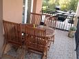 Terrace - Apartment A-11304-a - Apartments Jezera (Murter) - 11304