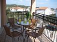 Terrace - Apartment A-11304-c - Apartments Jezera (Murter) - 11304