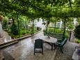 Courtyard Crikvenica (Crikvenica) - Accommodation 11307 - Apartments with pebble beach.