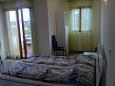 Bedroom - Studio flat AS-11324-a - Apartments Dajla (Novigrad) - 11324