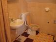 Bathroom - Studio flat AS-11334-a - Apartments Smoljanac (Plitvice) - 11334