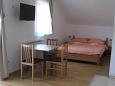 Bedroom - Studio flat AS-11334-b - Apartments Smoljanac (Plitvice) - 11334