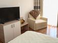 Bedroom - Room S-11340-b - Rooms Nemira (Omiš) - 11340