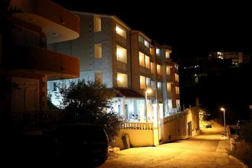 Property Nemira (Omiš) - Accommodation 11340 - Rooms near sea with pebble beach.