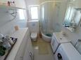 Bathroom - Apartment A-1135-b - Apartments Slatine (Čiovo) - 1135