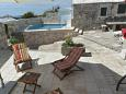 Terrace 2 - view - House K-11359 - Vacation Rentals Donji Humac (Brač) - 11359
