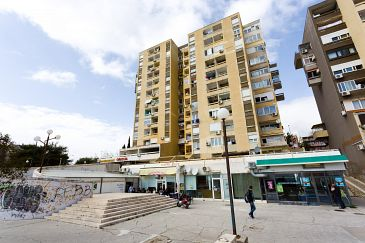 Property Split (Split) - Accommodation 11367 - Apartments with pebble beach.
