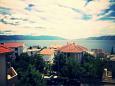 Novi Vinodolski, Balcony - view u smještaju tipa apartment, dopusteni kucni ljubimci i WIFI.