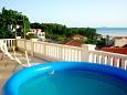 Terrace 1 - Apartment A-11387-a - Apartments Sumartin (Brač) - 11387