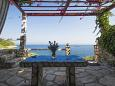 Terrace - view - House K-11389 - Vacation Rentals Uvala Stiniva (Korčula) - 11389