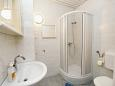 Bathroom - Studio flat AS-1139-a - Apartments and Rooms Slatine (Čiovo) - 1139