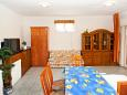 Dining room - Studio flat AS-1139-b - Apartments and Rooms Slatine (Čiovo) - 1139