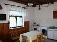 Neviđansko Polje, Kitchen u smještaju tipa house, dopusteni kucni ljubimci.