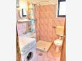 Fažana, Koupelna 2 u smještaju tipa house, WIFI.