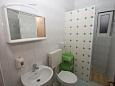 Tribunj, Bathroom u smještaju tipa apartment, dopusteni kucni ljubimci i WIFI.