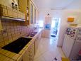 Trogir, Kitchen u smještaju tipa apartment, WIFI.