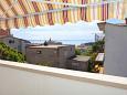 Balcony - view - Studio flat AS-11418-a - Apartments Makarska (Makarska) - 11418
