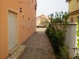 Courtyard Valbandon (Fažana) - Accommodation 11438 - Apartments with pebble beach.
