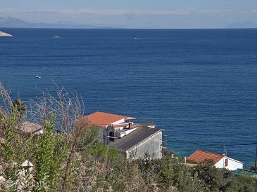 Property Milna (Vis) - Accommodation 1145 - Apartments near sea with rocky beach.