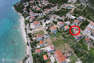 Property Orebić (Pelješac) - Accommodation 11450 - Apartments near sea with pebble beach.