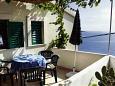 Terrace 3 - Apartment A-1146-a - Apartments Milna (Vis) - 1146
