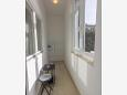 Split, Balkon in folgender Unterkunftsart apartment, WIFI.