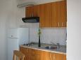 Privlaka, Kitchen u smještaju tipa apartment, WIFI.