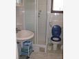 Privlaka, Bathroom u smještaju tipa apartment, WIFI.