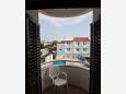 Balcony - Studio flat AS-11461-a - Apartments Privlaka (Zadar) - 11461