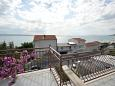 Terrace - view - Apartment A-11462-a - Apartments Sumpetar (Omiš) - 11462