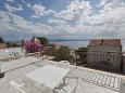 Terrace - Apartment A-11462-b - Apartments Sumpetar (Omiš) - 11462