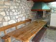 Courtyard Podstrana (Split) - Accommodation 11467 - Vacation Rentals with pebble beach.