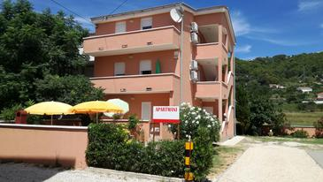 Property Barbat (Rab) - Accommodation 11472 - Apartments with sandy beach.