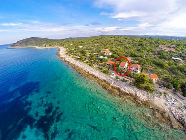 Property Drvenik Mali (Drvenik) - Accommodation 11475 - Vacation Rentals near sea.