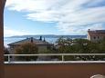 Terrace - view - Apartment A-11479-a - Apartments Novi Vinodolski (Novi Vinodolski) - 11479
