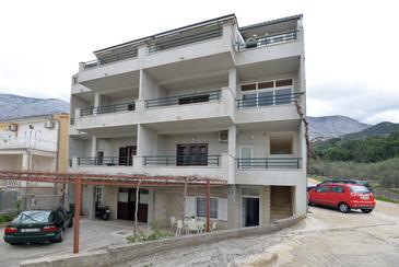 Property Tučepi (Makarska) - Accommodation 11486 - Apartments near sea with pebble beach.