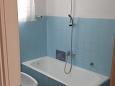 Umag, Koupelna u smještaju tipa apartment, dopusteni kucni ljubimci i WIFI.