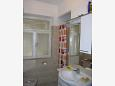 Bathroom - Apartment A-11494-a - Apartments Postira (Brač) - 11494