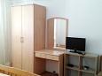 Hvar, Bedroom 1 u smještaju tipa apartment, dostupna klima, dopusteni kucni ljubimci i WIFI.