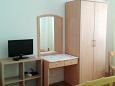 Hvar, Bedroom 2 u smještaju tipa apartment, dostupna klima, dopusteni kucni ljubimci i WIFI.