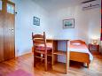 Bedroom - Room S-1151-c - Apartments and Rooms Komiža (Vis) - 1151