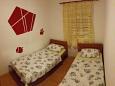 Povljana, Bedroom 2 u smještaju tipa apartment, WIFI.